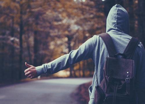 find a runaway